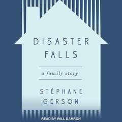 Disaster Falls: A Family Story Audiobook, by Stephane Gerson
