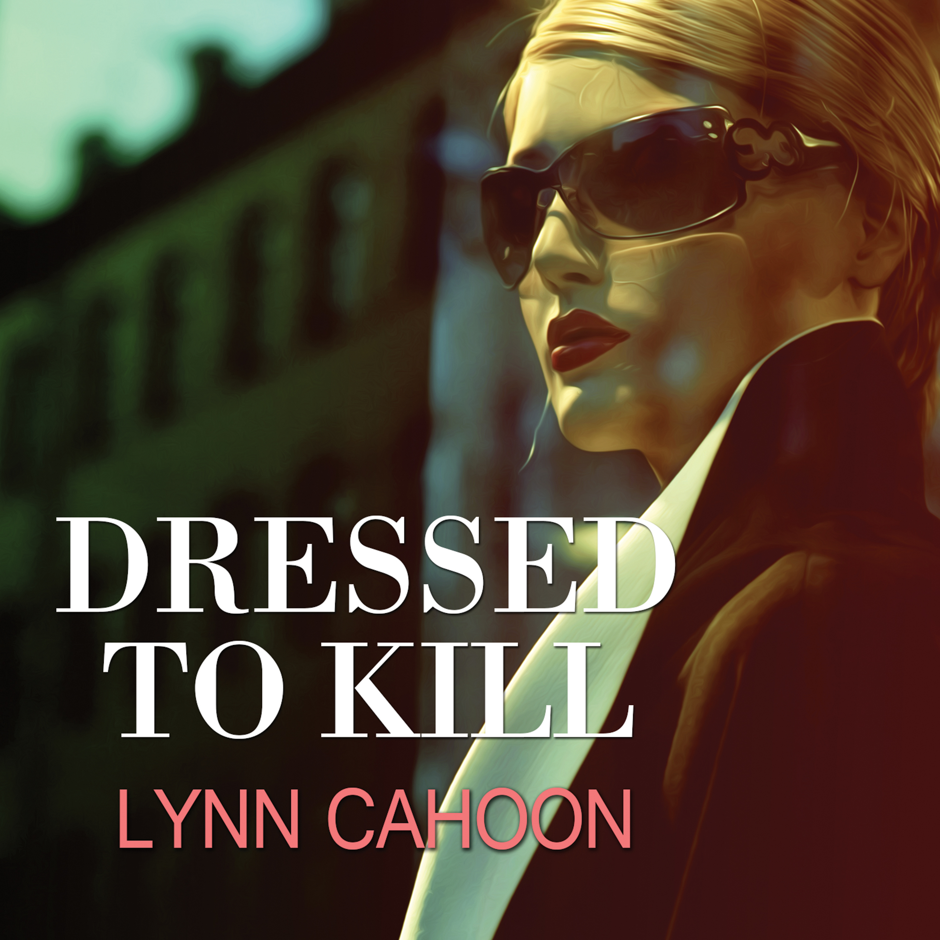 Printable Dressed to Kill Audiobook Cover Art