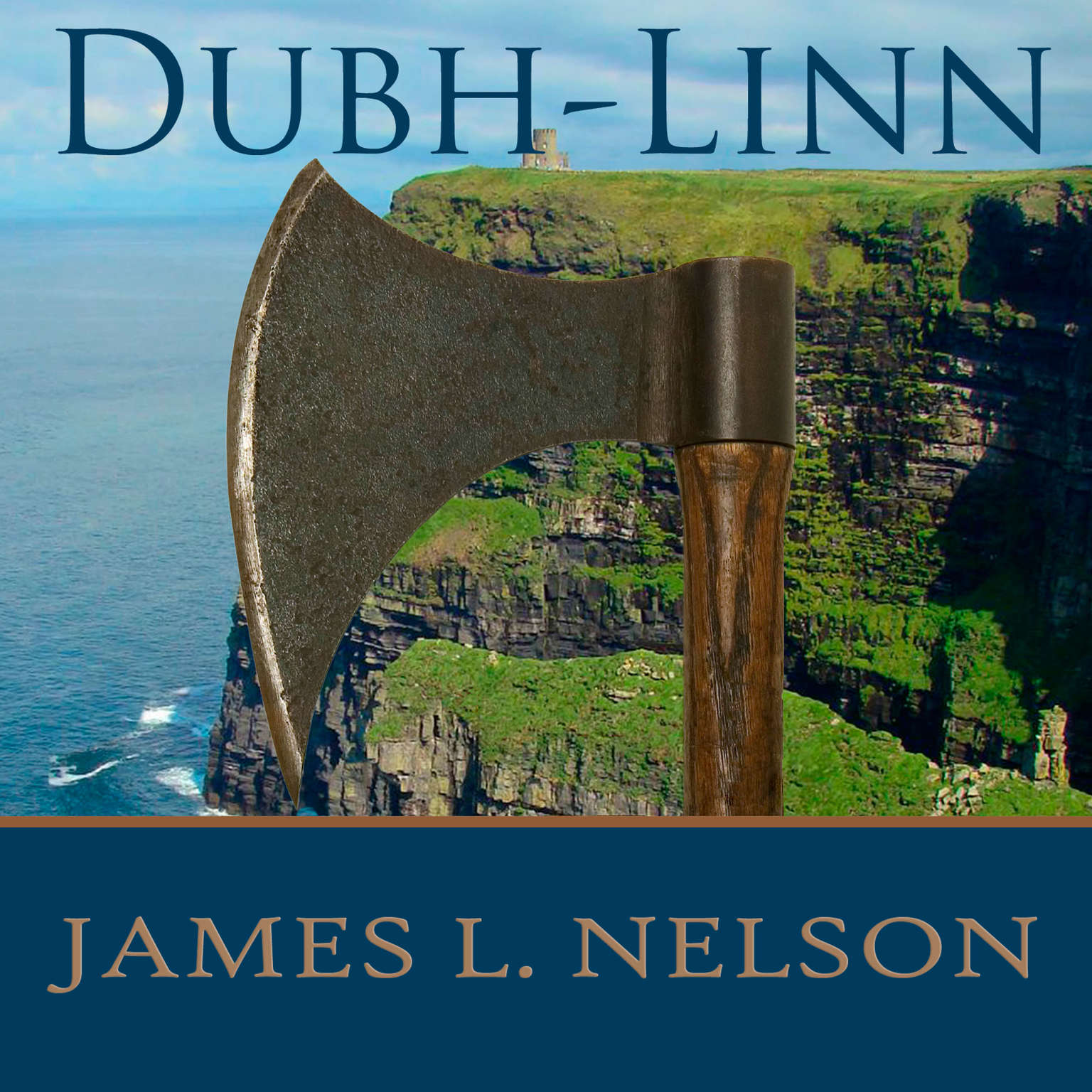 Dubh-Linn: A Novel of Viking Age Ireland Audiobook, by James L. Nelson