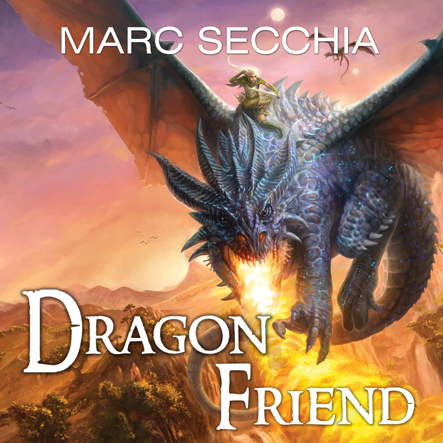 Dragonfriend Audiobook, by Marc Secchia