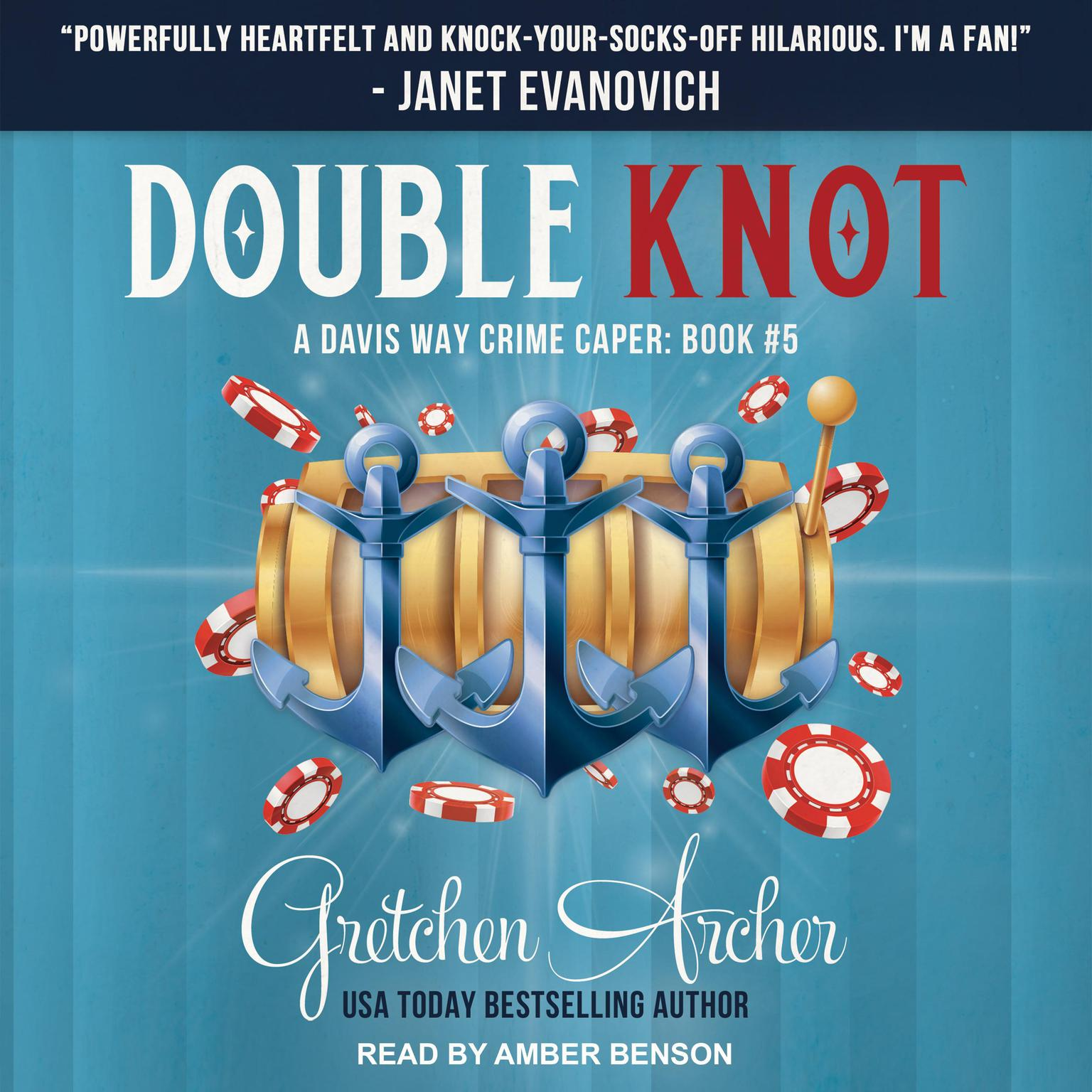 Printable Double Knot Audiobook Cover Art