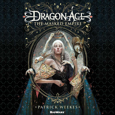 The Masked Empire Audiobook, by Patrick Weekes