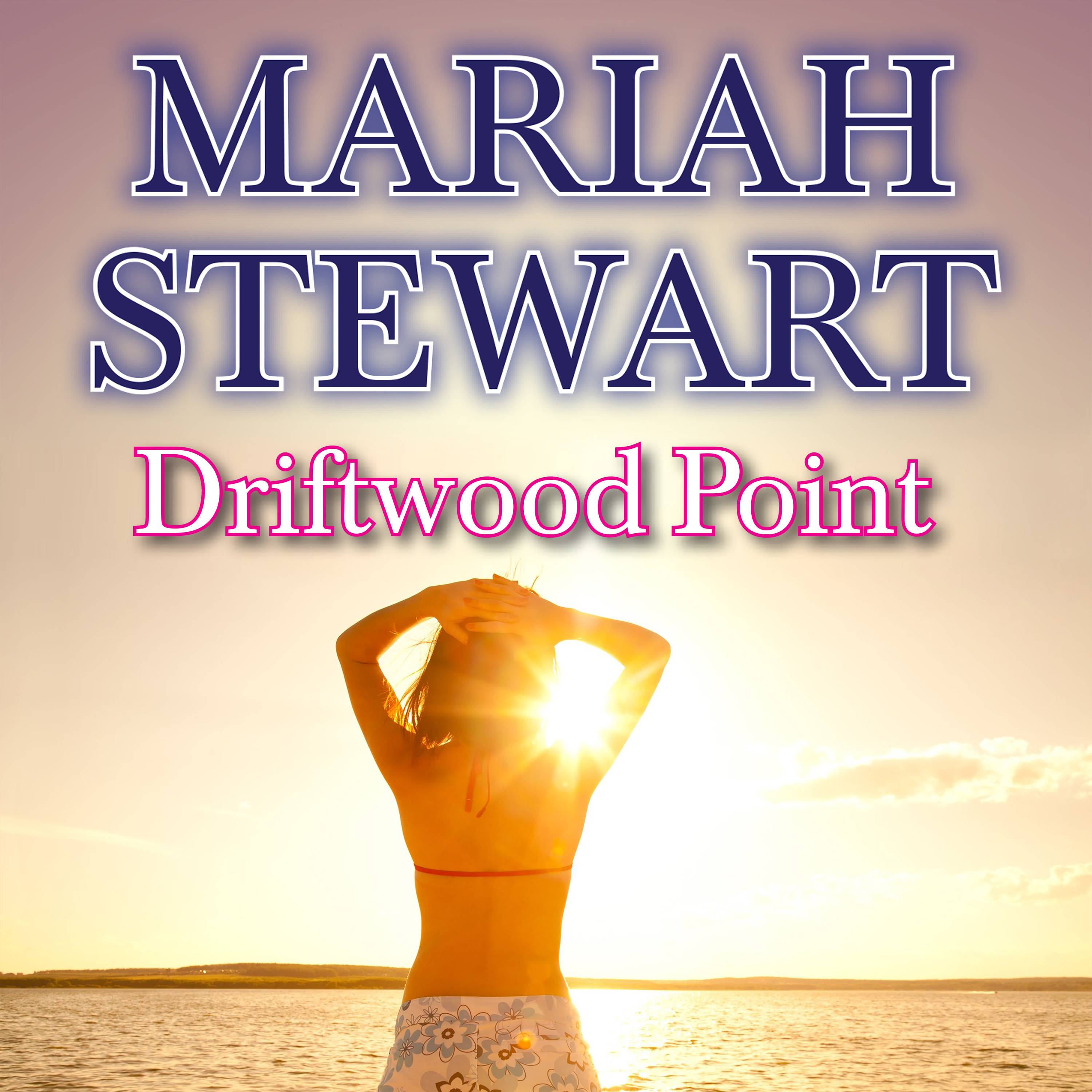 Printable Driftwood Point Audiobook Cover Art