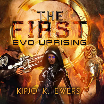 EVO Uprising Audiobook, by Kipjo K. Ewers
