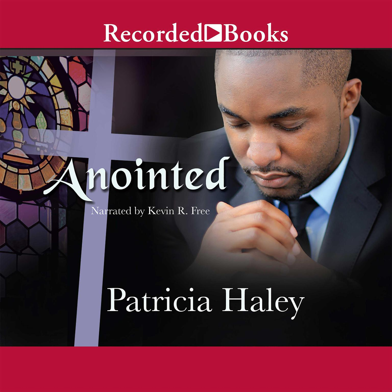 Printable Anointed Audiobook Cover Art
