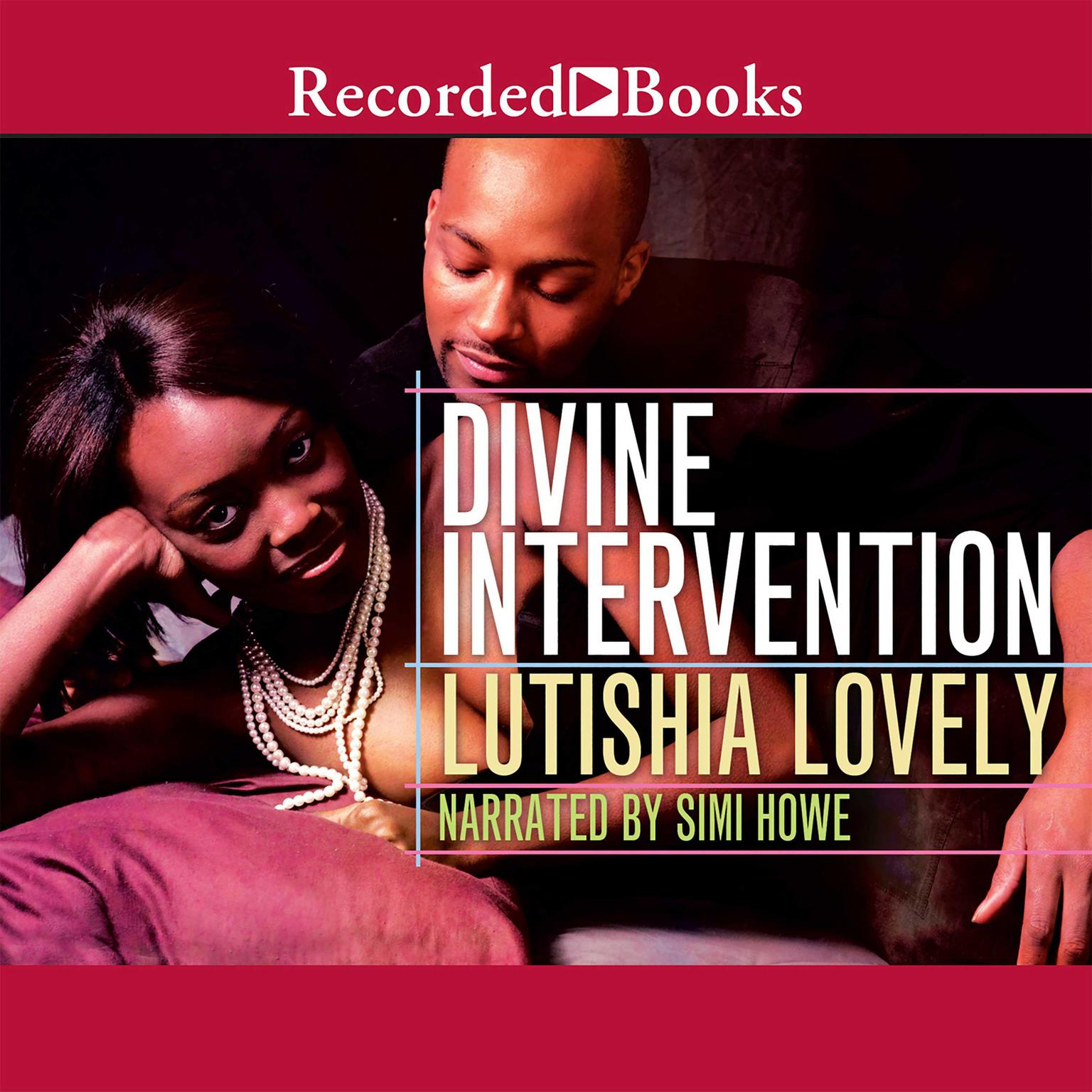 Printable Divine Intervention Audiobook Cover Art