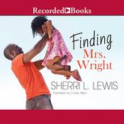 Finding Mrs. Wright, by Sherri L. Lewis