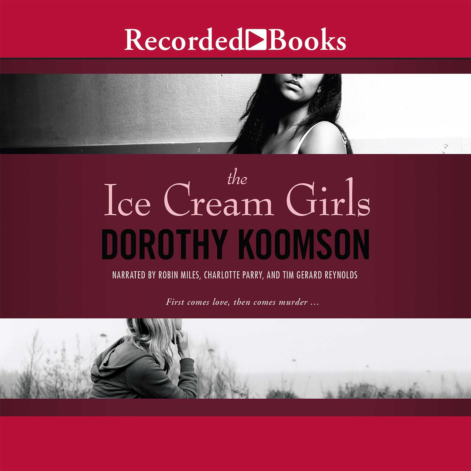 Printable The Ice Cream Girls Audiobook Cover Art