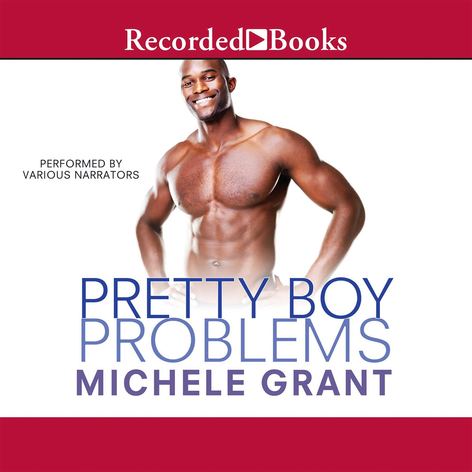 Printable Pretty Boy Problems Audiobook Cover Art