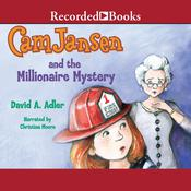 Cam Jansen and the Millionaire Mystery Audiobook, by David A. Adler