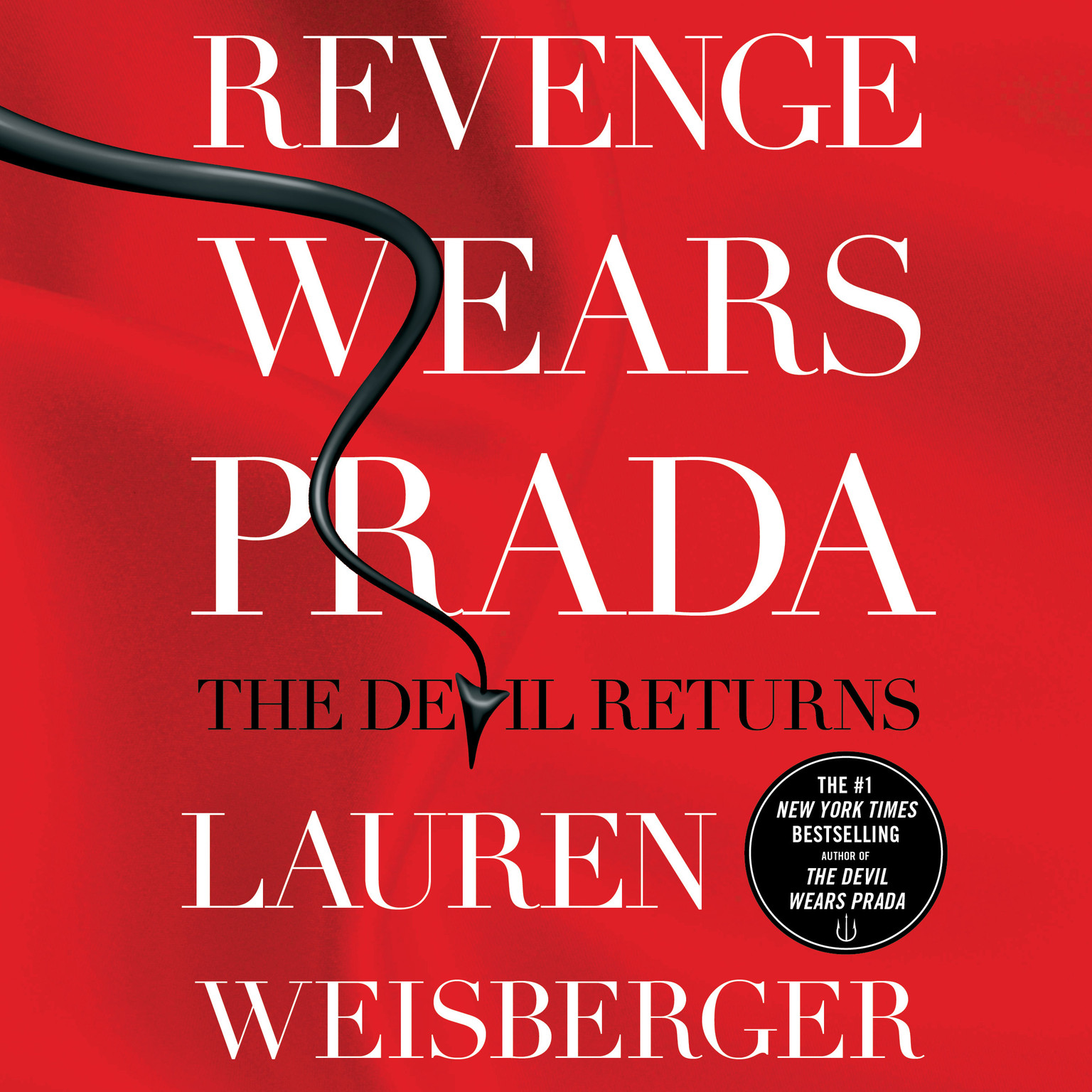 Printable Revenge Wears Prada: The Devil Returns Audiobook Cover Art