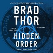 Hidden Order: A Thriller, by Brad Thor