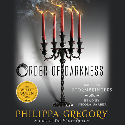 Stormbringers Audiobook, by Philippa Gregory