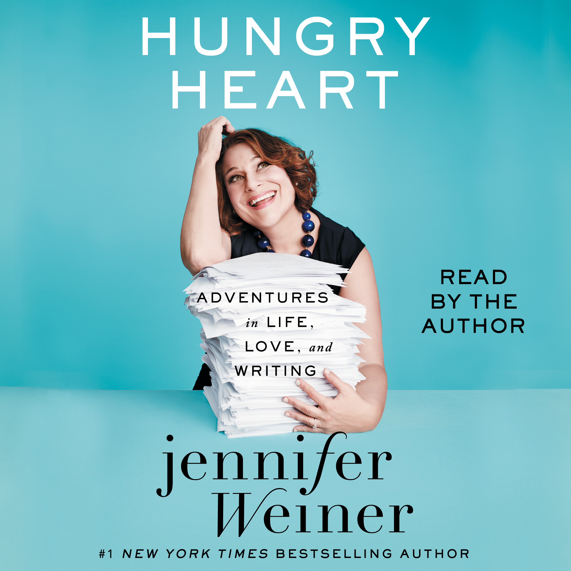 Printable Hungry Heart: Adventures in Life, Love, and Writing Audiobook Cover Art