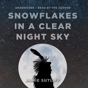 Snowflakes in a Clear Night Sky, by Jamie Sutliff