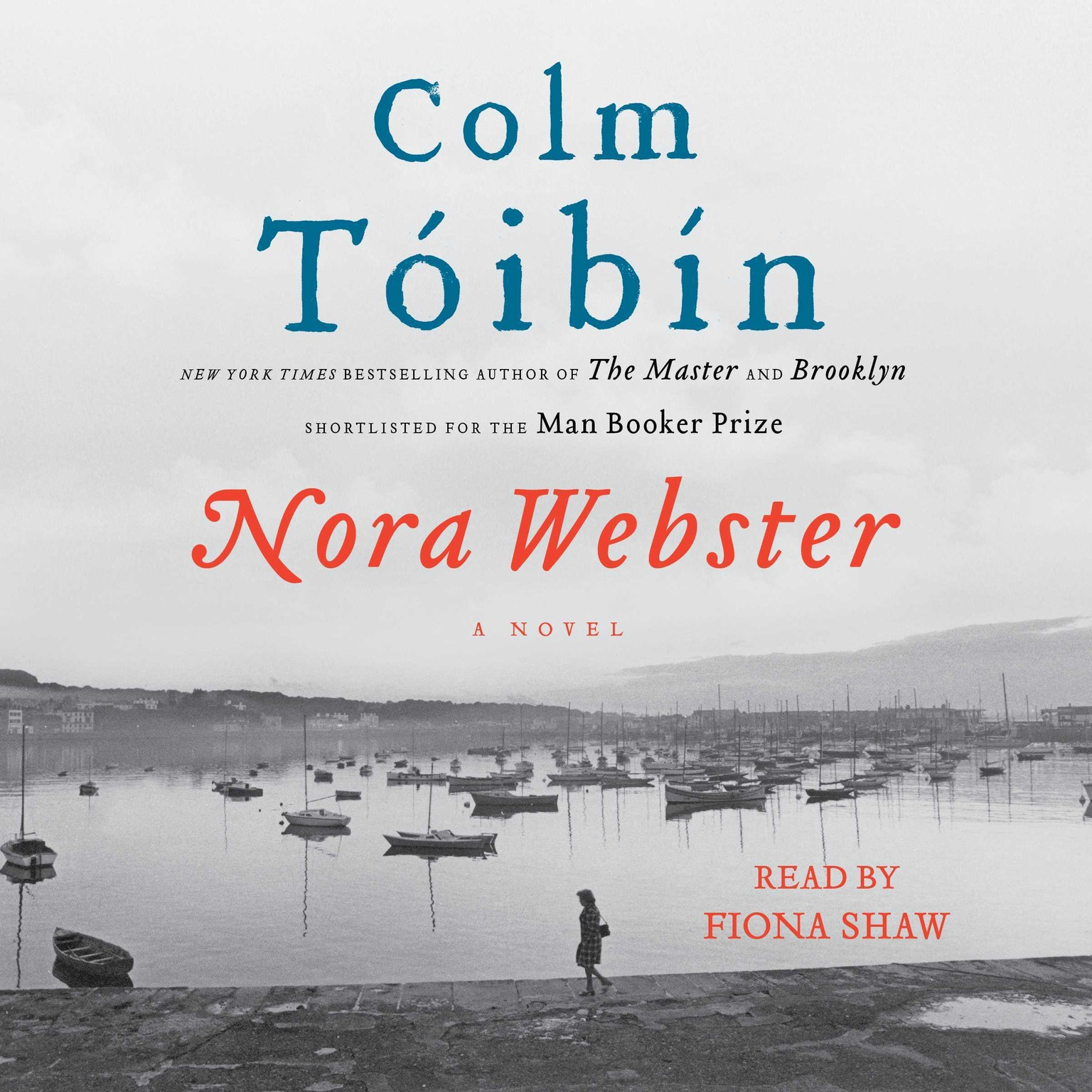 Printable Nora Webster: A Novel Audiobook Cover Art