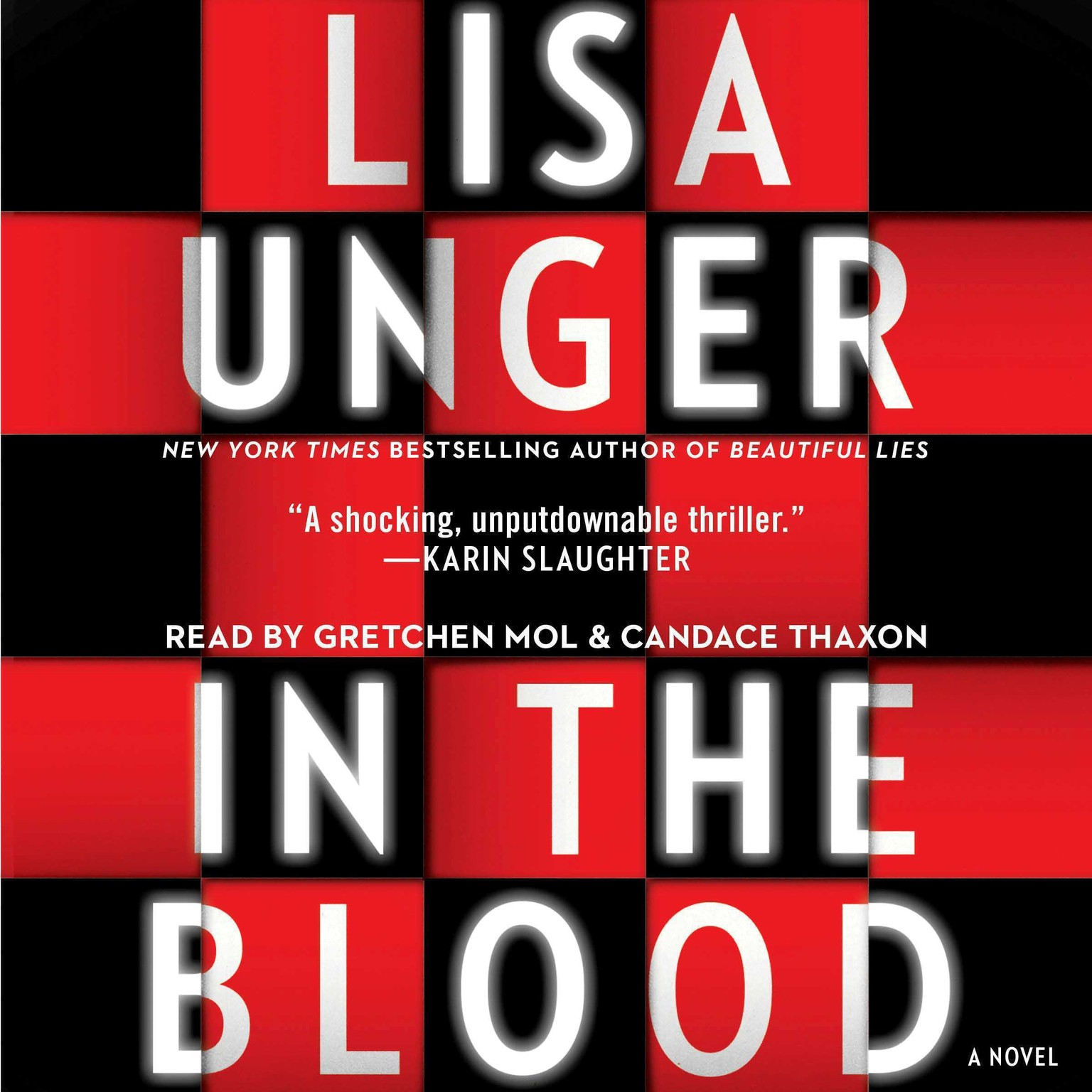 Printable In the Blood: A Novel Audiobook Cover Art