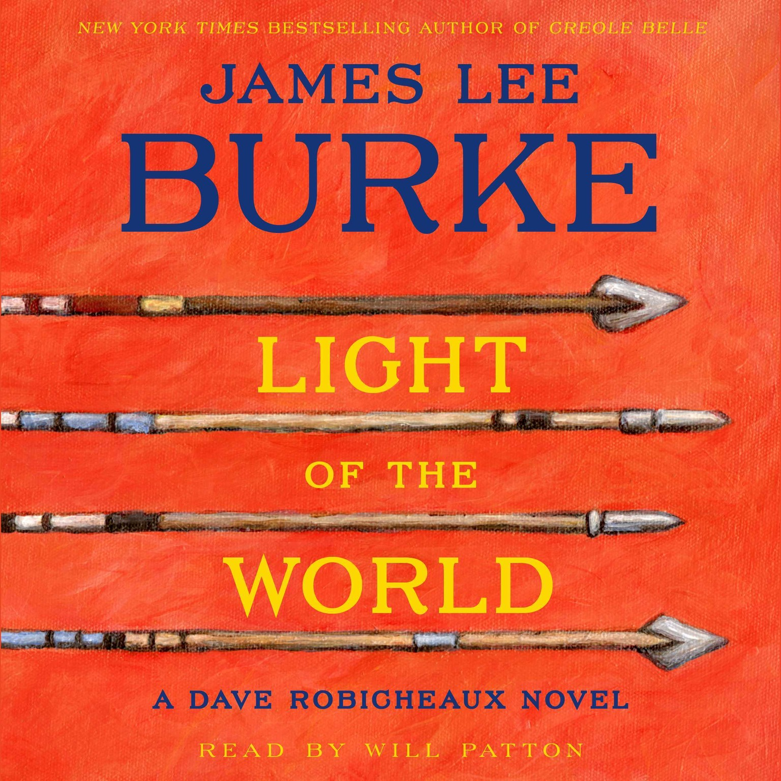 Printable Light of the World: A Dave Robicheaux Novel Audiobook Cover Art