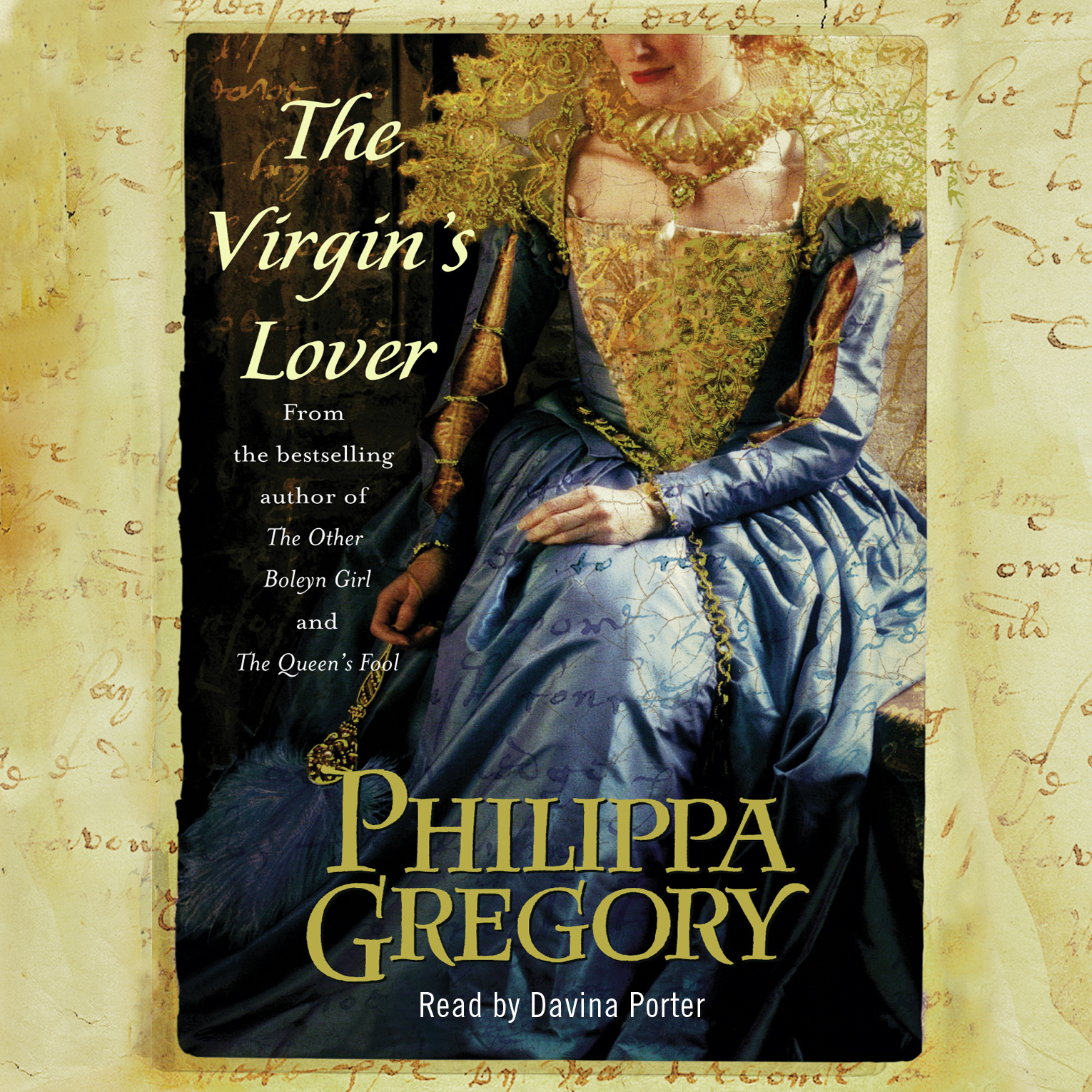 Printable Virgin's Lover Audiobook Cover Art