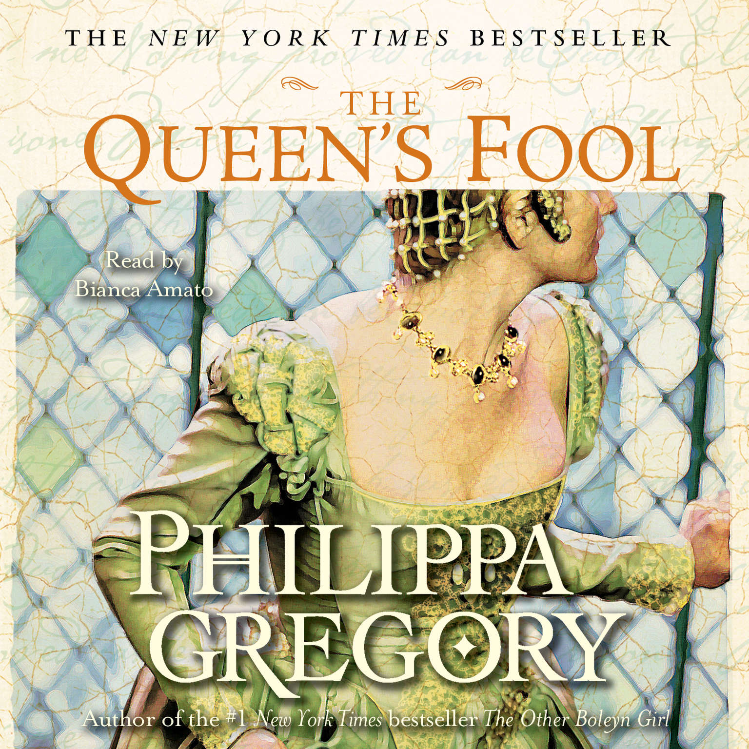 Printable The Queen's Fool: A Novel Audiobook Cover Art