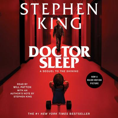 Printable Doctor Sleep: A Novel Audiobook Cover Art