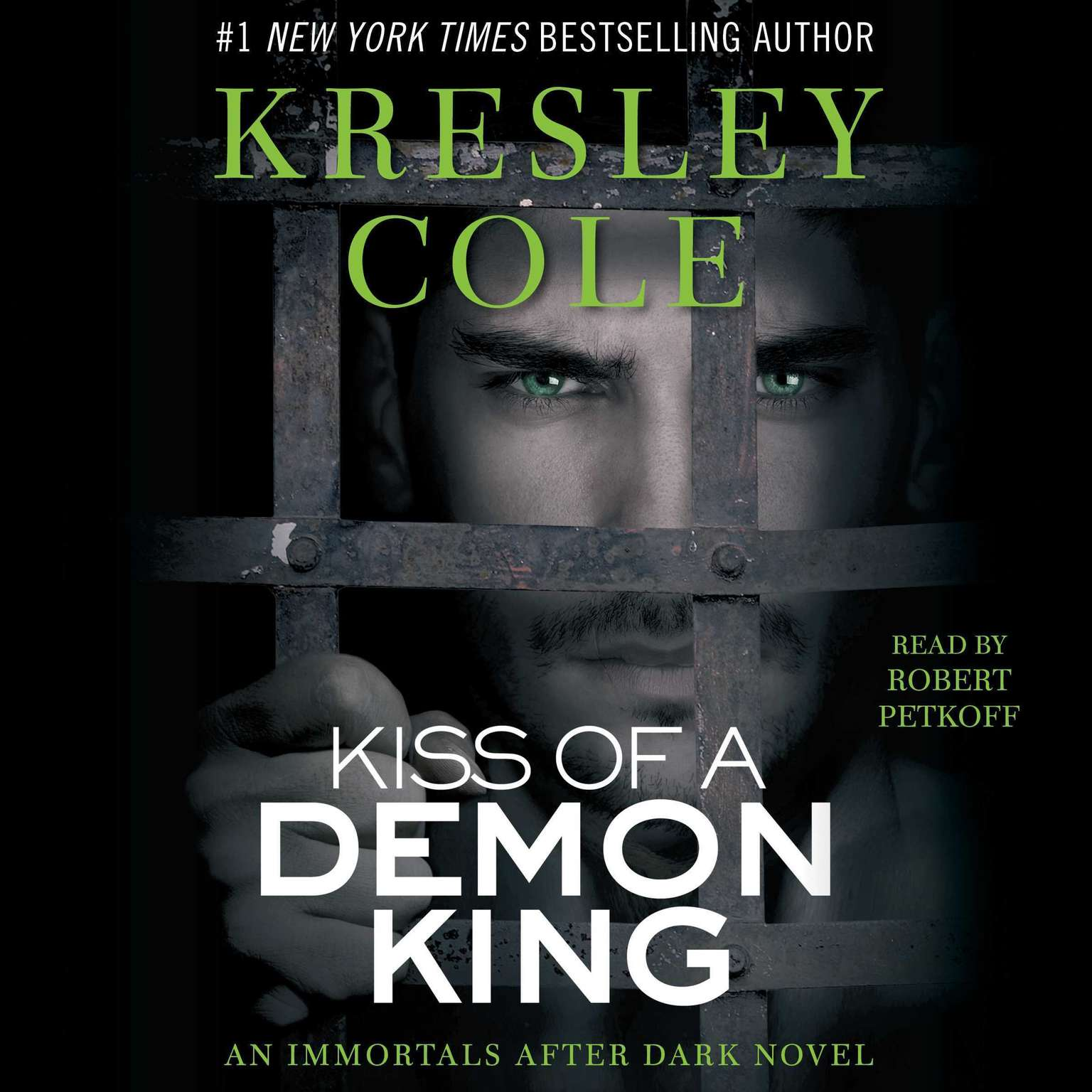 Printable Kiss of a Demon King Audiobook Cover Art