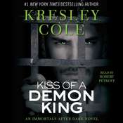 Kiss of a Demon King Audiobook, by Kresley Cole