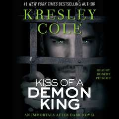 Kiss of a Demon King Audiobook, by