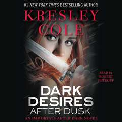 Dark Desires after Dusk Audiobook, by