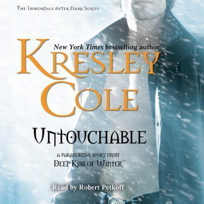 Untouchable Audiobook, by
