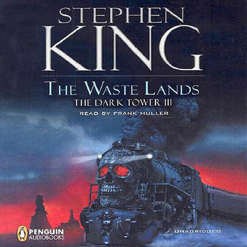 Printable The Waste Lands Audiobook Cover Art