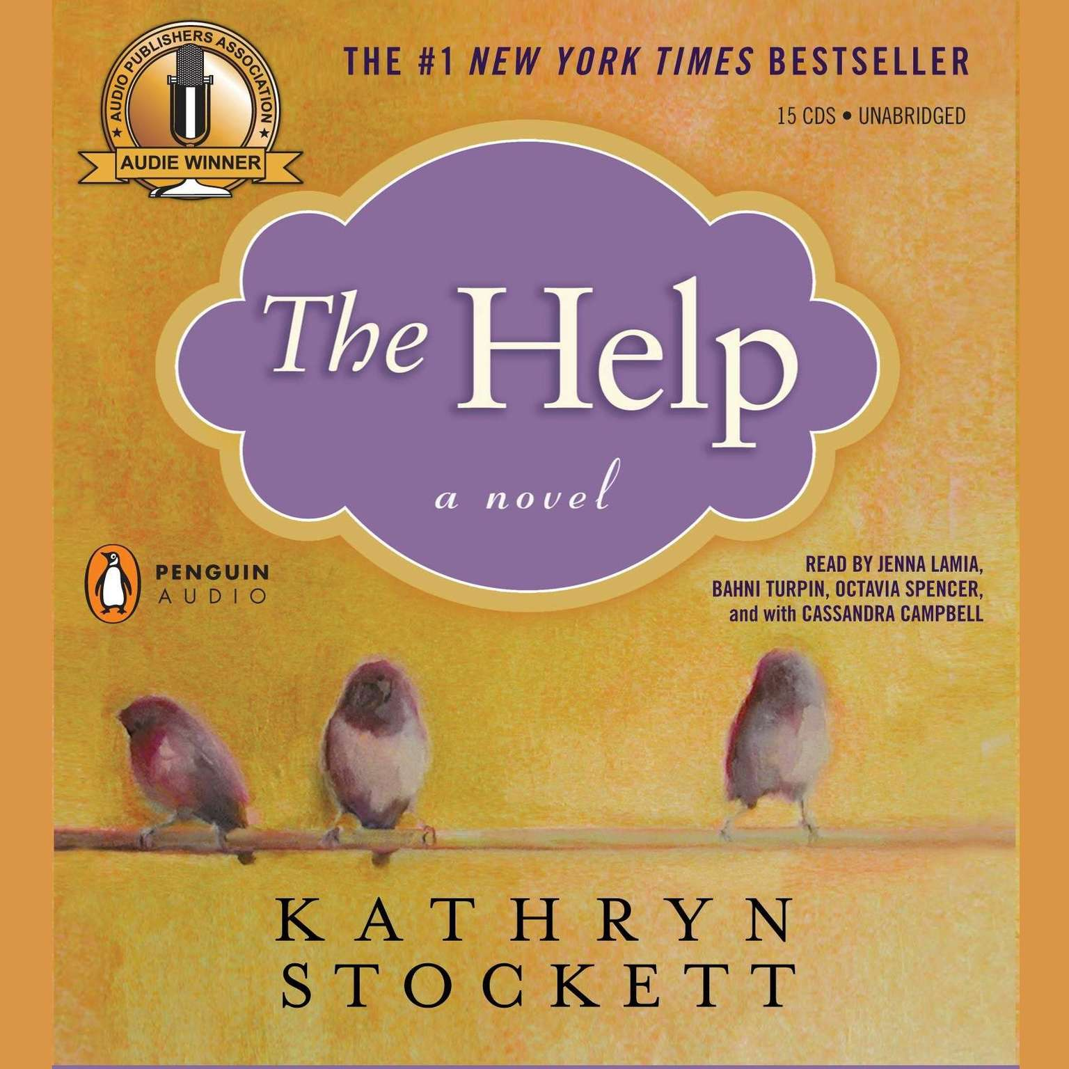 Printable The Help Audiobook Cover Art