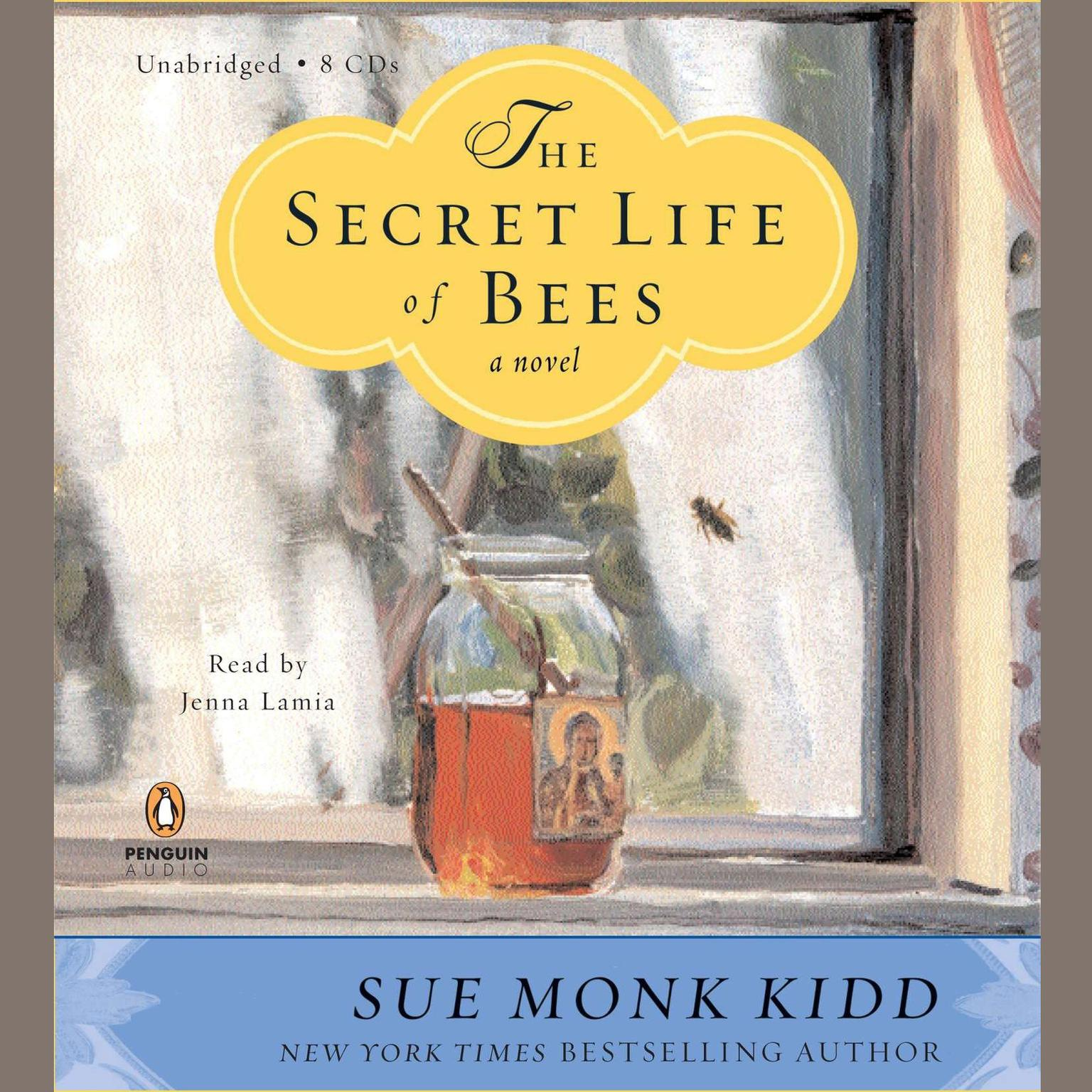 Printable The Secret Life of Bees: A Novel Audiobook Cover Art