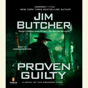 Proven Guilty: A Novel of the Dresden Files, by Jim Butcher