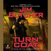 Turn Coat: A Novel of the Dresden Files, by Jim Butcher