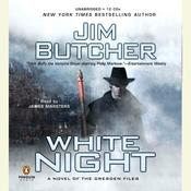 White Night: A Novel of the Dresden Files, by Jim Butcher