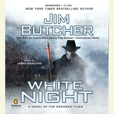 White Night: A Novel of the Dresden Files Audiobook, by Jim Butcher