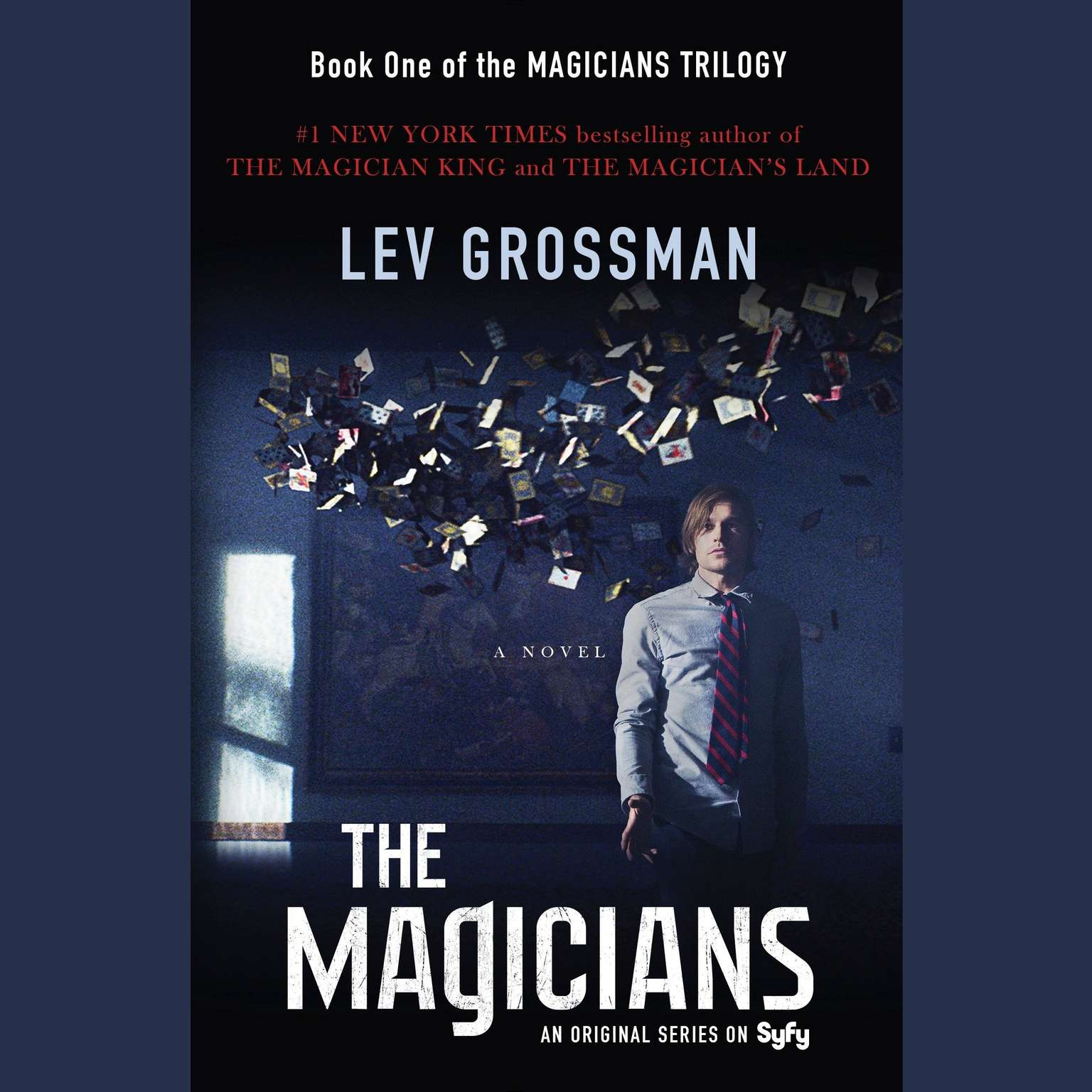 Image result for the magicians book audible