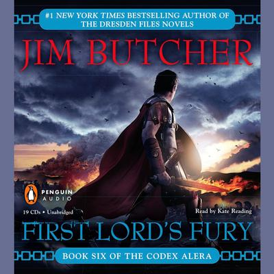 First Lords Fury Audiobook, by Jim Butcher