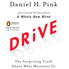 Drive: The Surprising Truth About What Motivates Us Audiobook, by