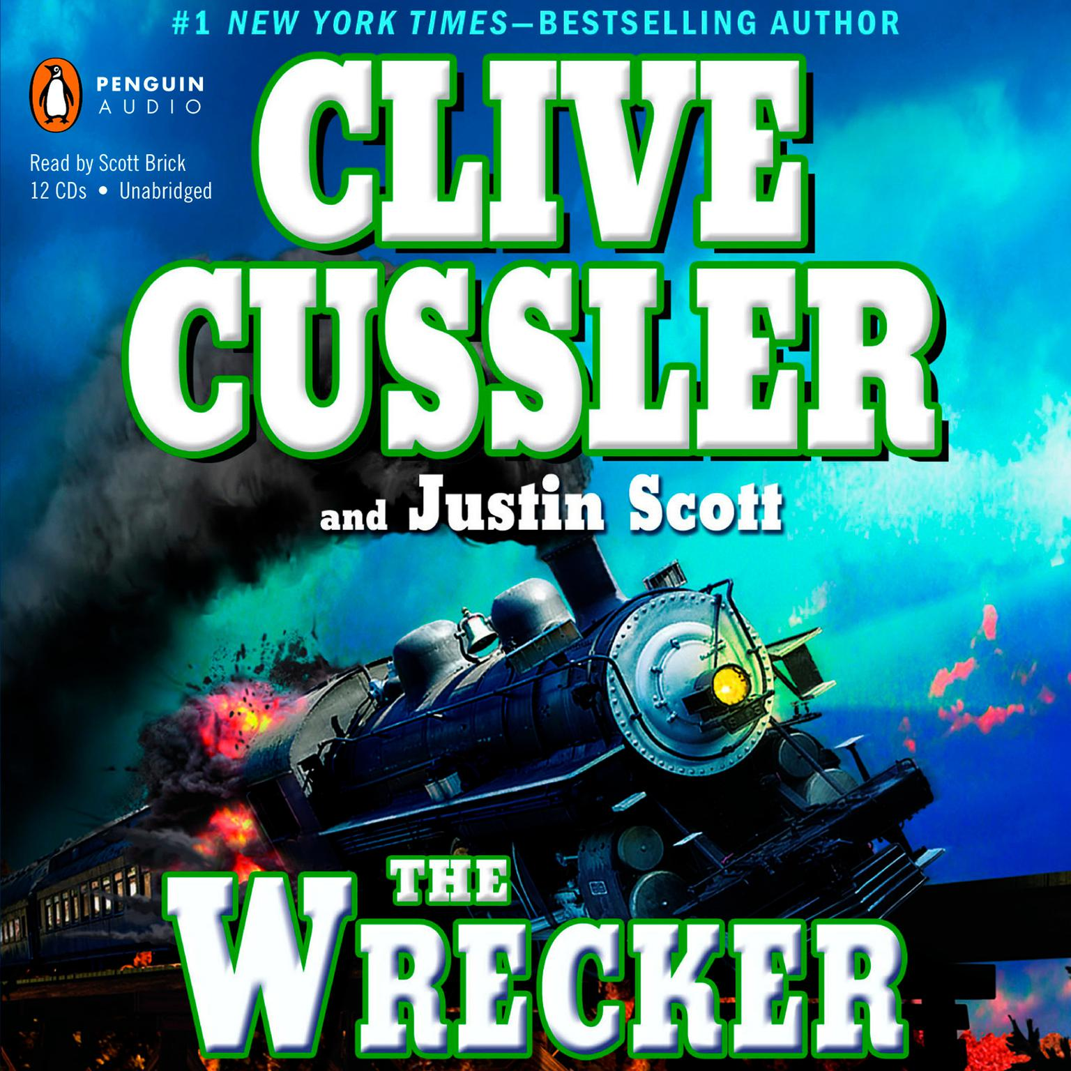 Printable The Wrecker Audiobook Cover Art