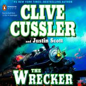 The Wrecker Audiobook, by Clive Cussler