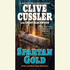 Spartan Gold Audiobook, by Clive Cussler, Grant Blackwood