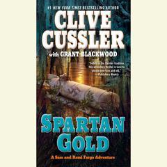 Spartan Gold Audiobook, by Clive Cussler, Grant Blackwood