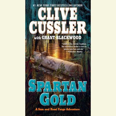 Spartan Gold Audiobook, by Clive Cussler