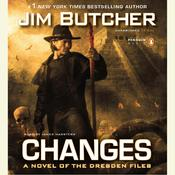 Changes, by Jim Butcher