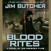 Blood Rites: Book six of The Dresden Files, by Jim Butcher
