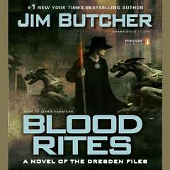 Blood Rites: Book six of The Dresden Files Audiobook, by