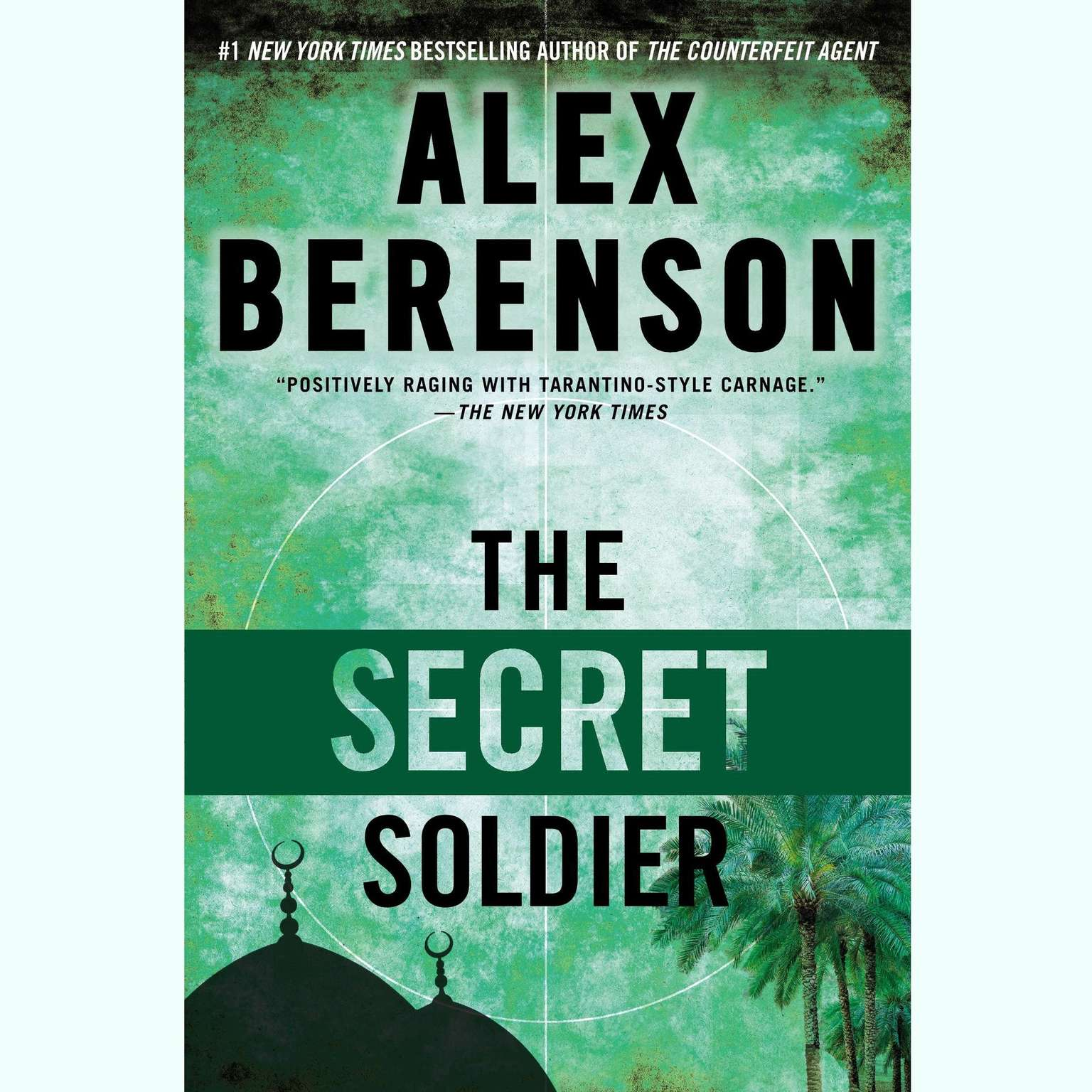 Printable The Secret Soldier Audiobook Cover Art