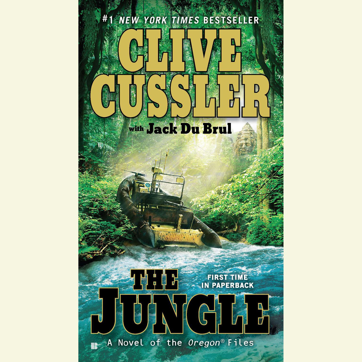 Printable The Jungle Audiobook Cover Art